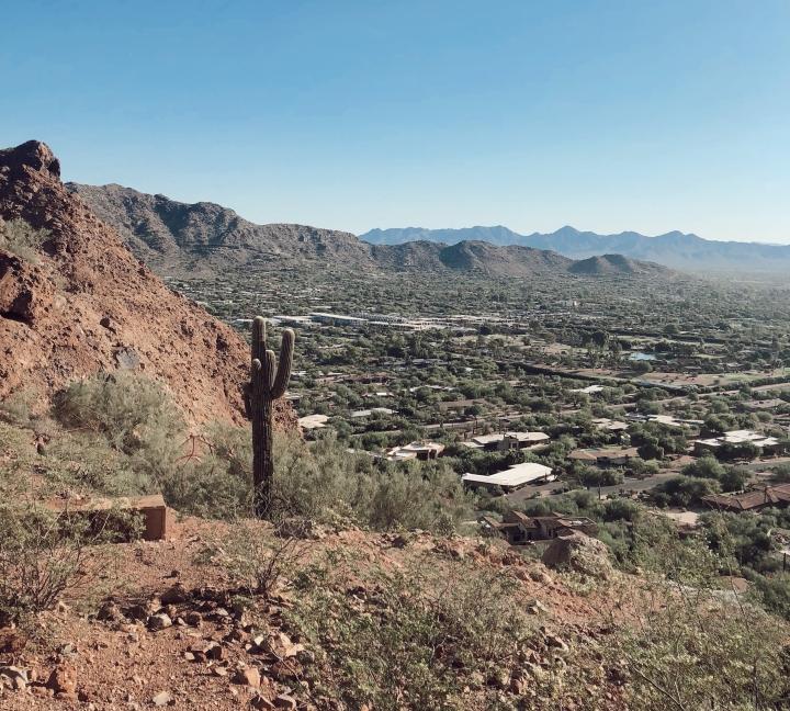Weekend Trip: Scottsdale,AZ