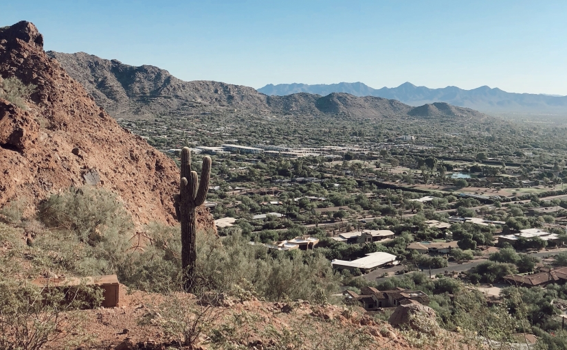 Weekend Trip: Scottsdale, AZ